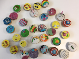 Cupcakes verzieren