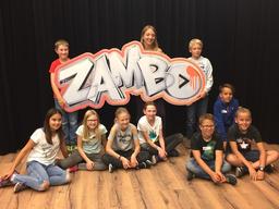 Besichtigung Zambo Studio